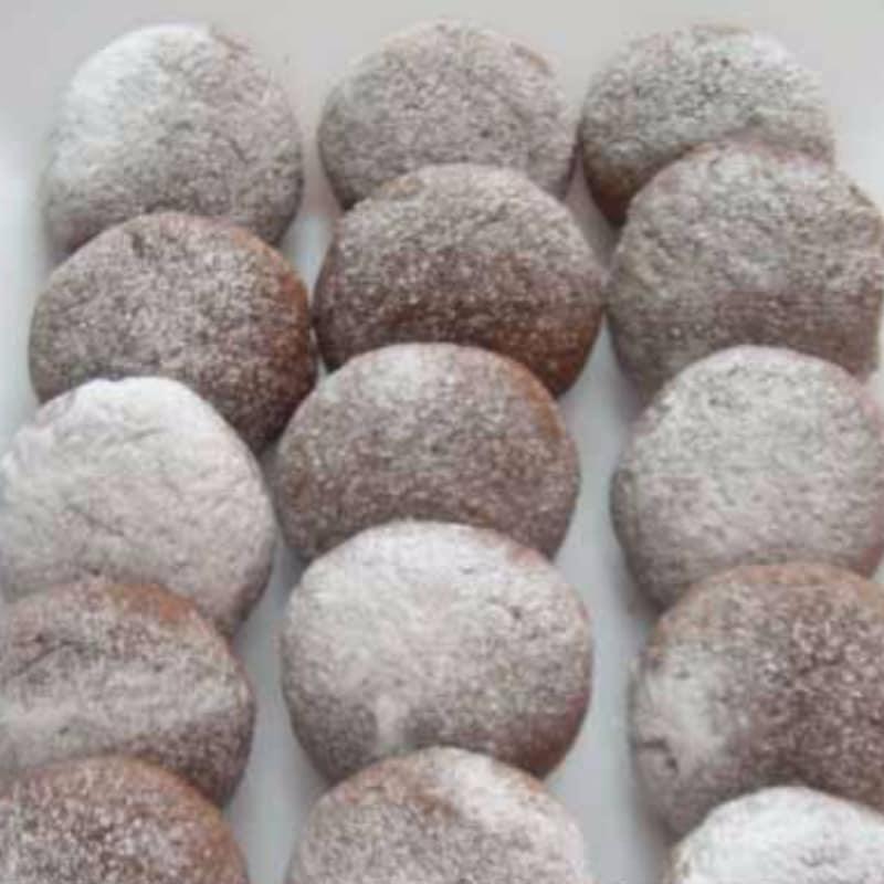 Biscotti di nocciolata