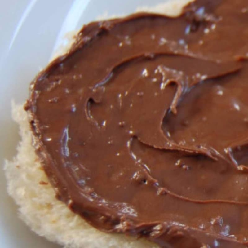 Crema al cacao nutella fit