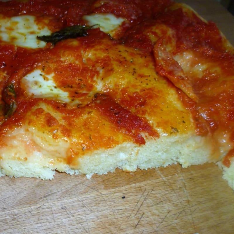 muddiata pizza o suave