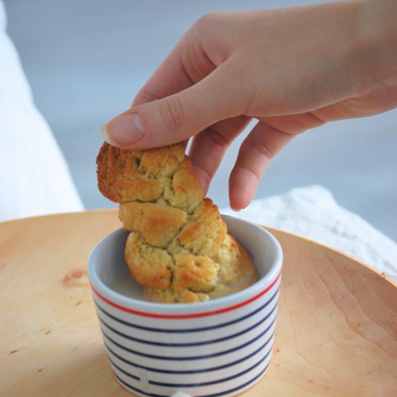 Le trecce: i biscotti per un buon giorno
