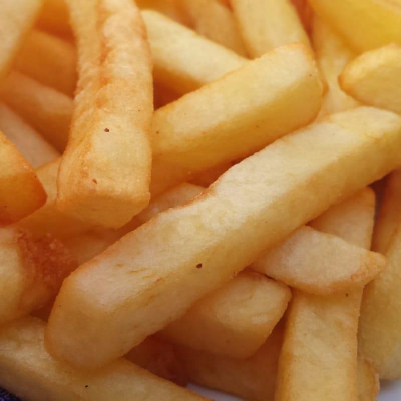La frittura delle patate