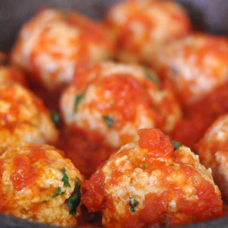 Spicy Bites TURQUÍA CON TOMATES