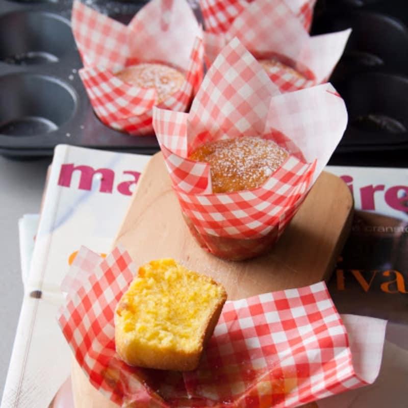 Muffin 8 cucchiai