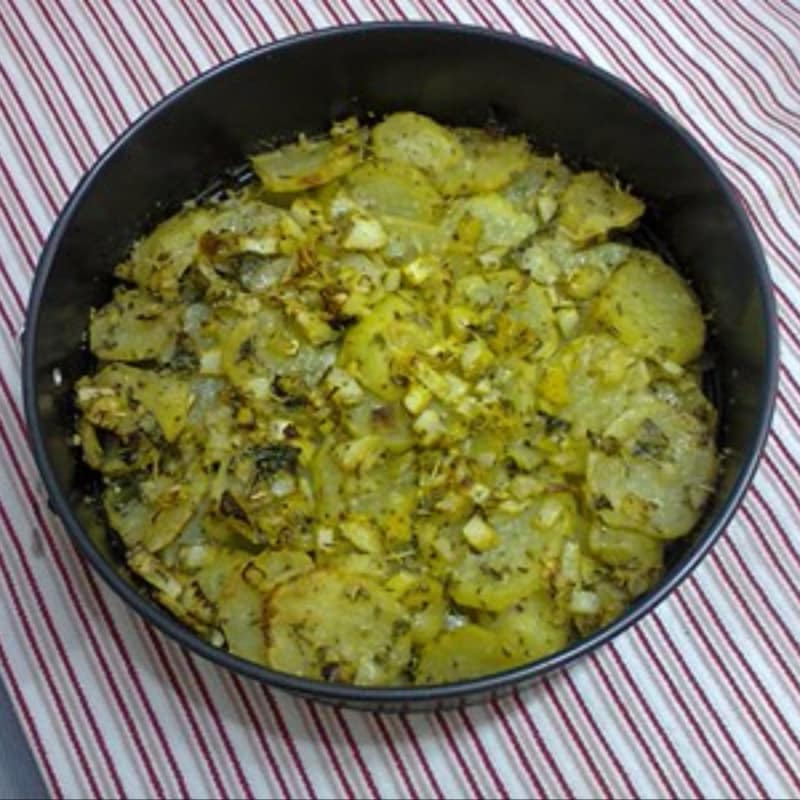 Potatoes With Aromatic Herbs ...