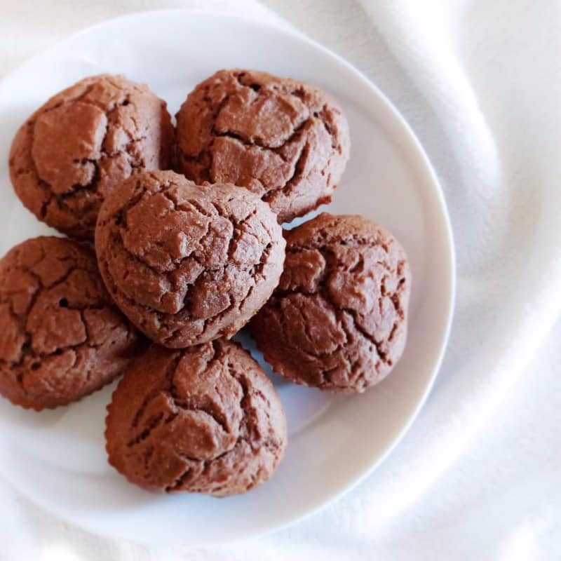 Muffin de coco Cacao