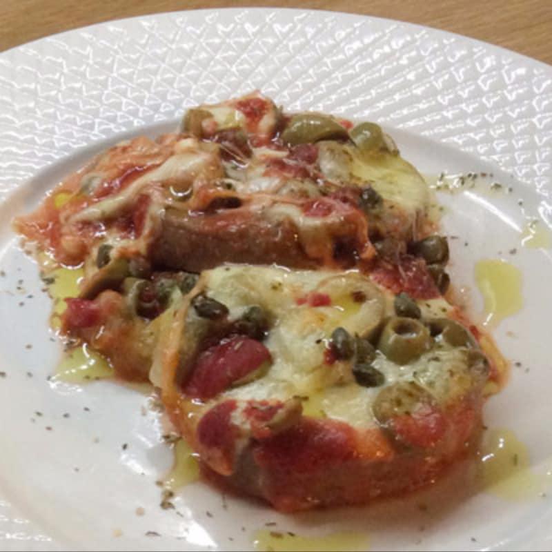Seitan alla pizzaiola
