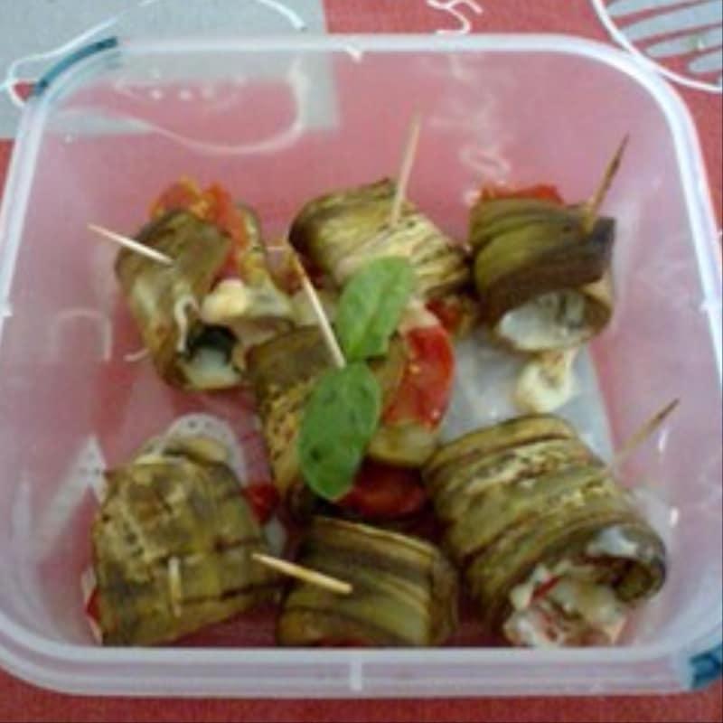 Eggplant Rolls ...