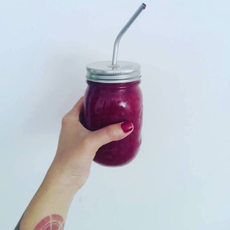 Smoothie: Hierrosa