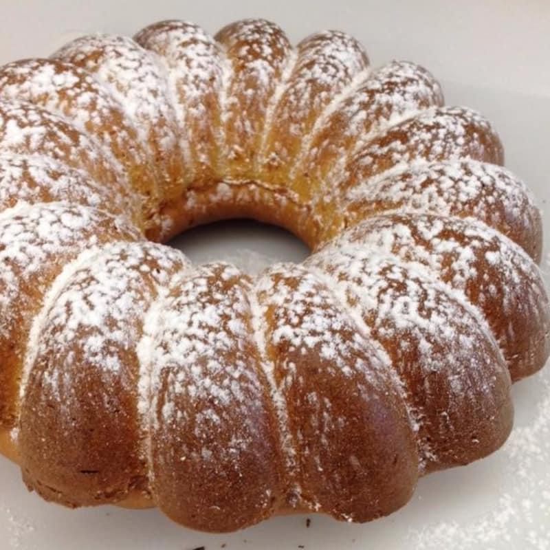 torta de maíz suave