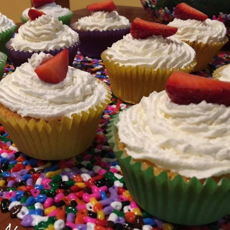 Cupcake at Lime