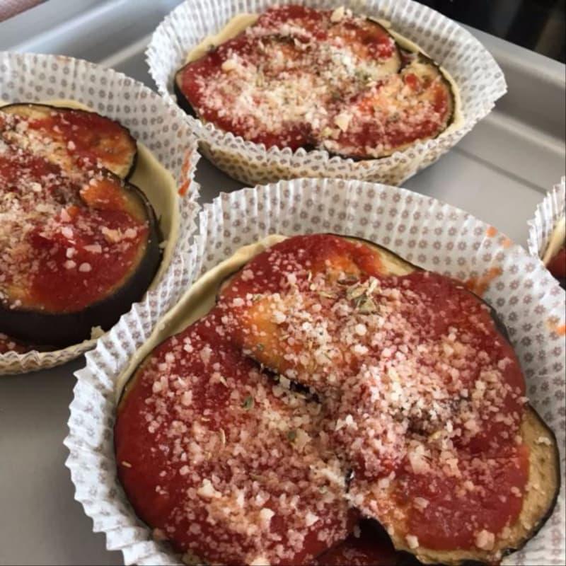 Parmigiana in pasta sfoglia