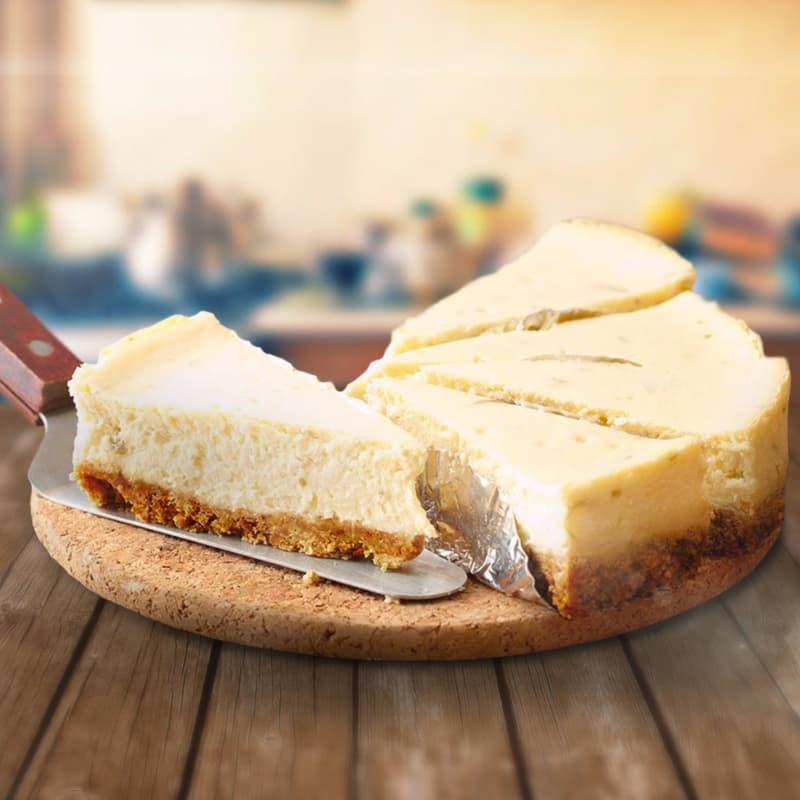 Peanut Butter Pie Vegan senza cottura