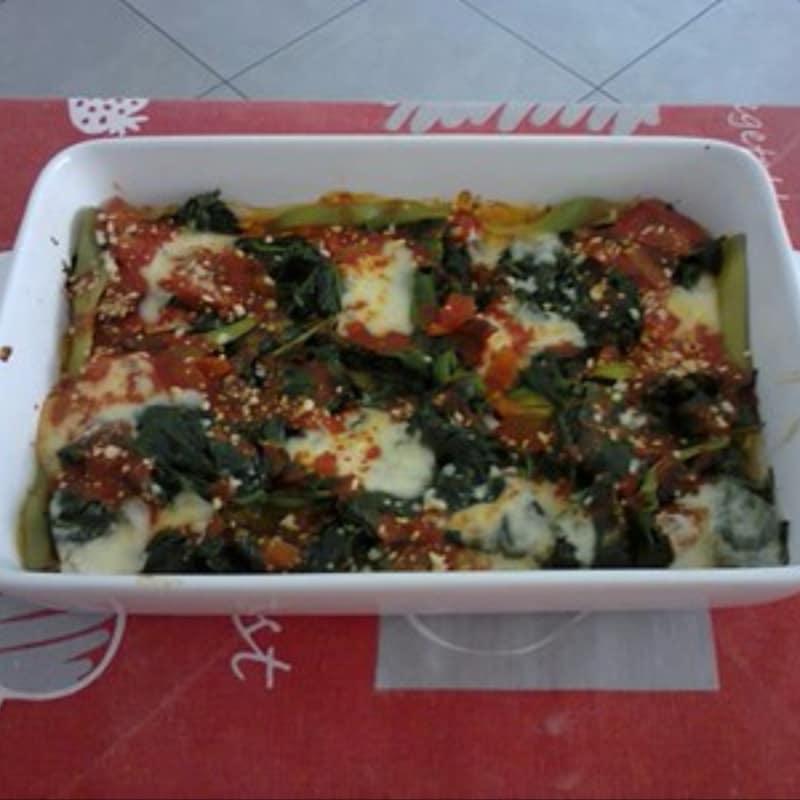 Parmesana Vegetal ...
