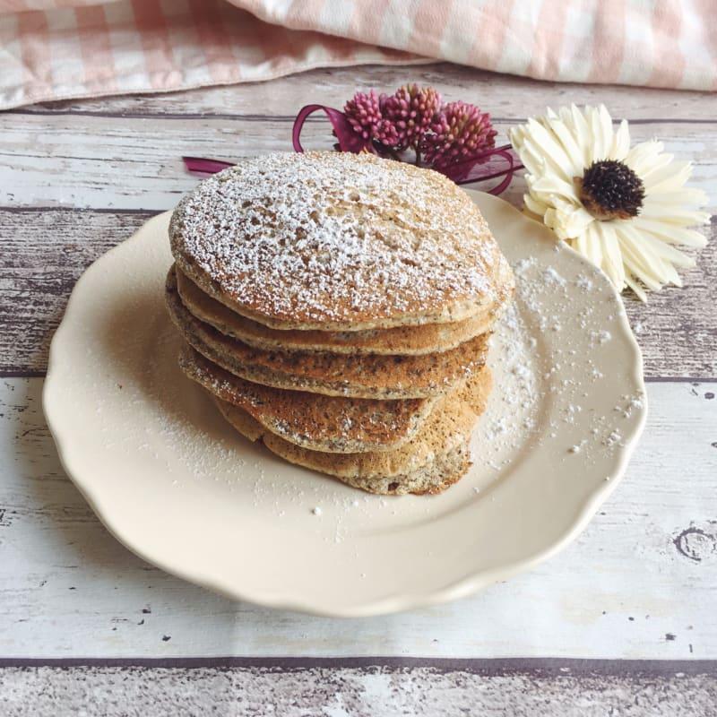 Pancakes senza glutine e senza lattosio