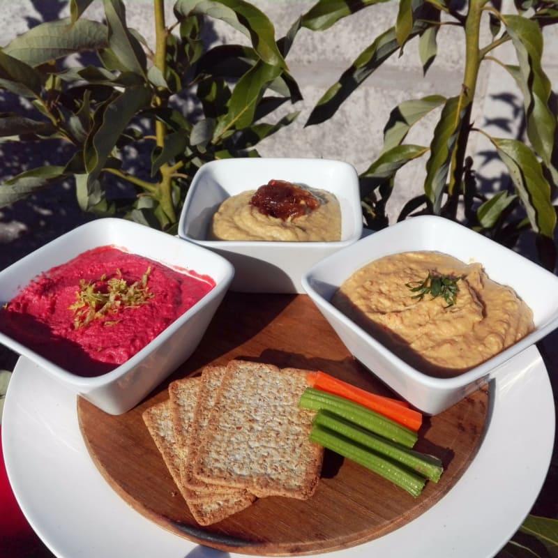 Trilogía de Hummus