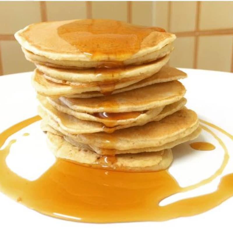 Pancakes Semintegrali Di Albumi Senza Lattosio