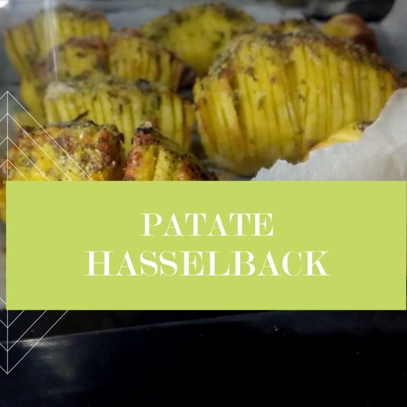 Patate Hasselback:una ricetta dalla Svezia