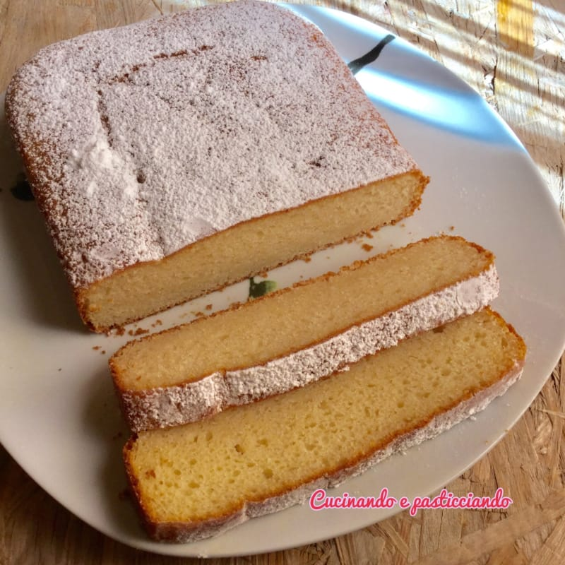 Yogurt light cake