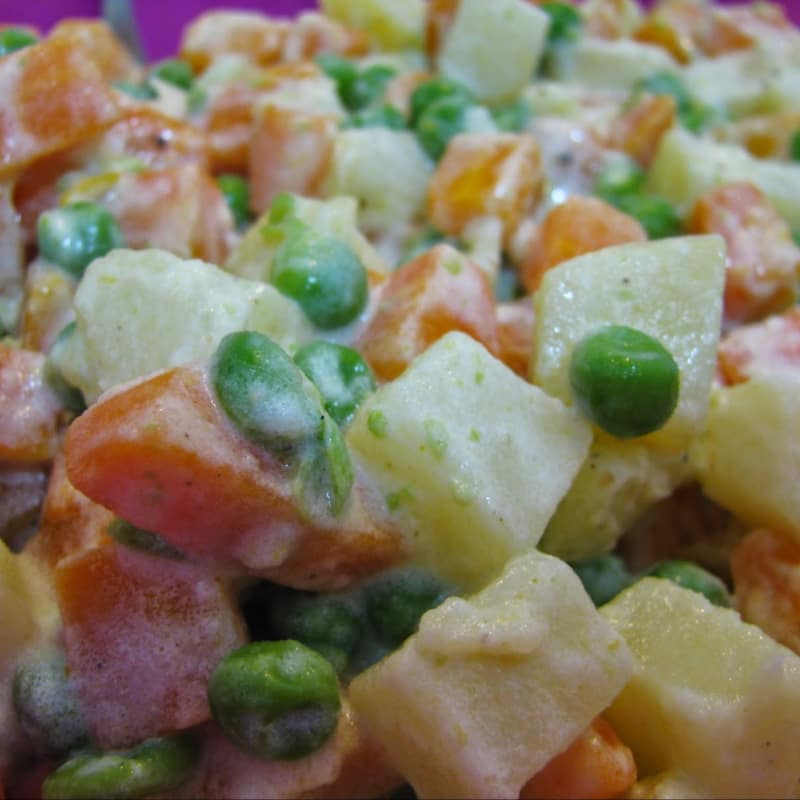 Insalata russa light