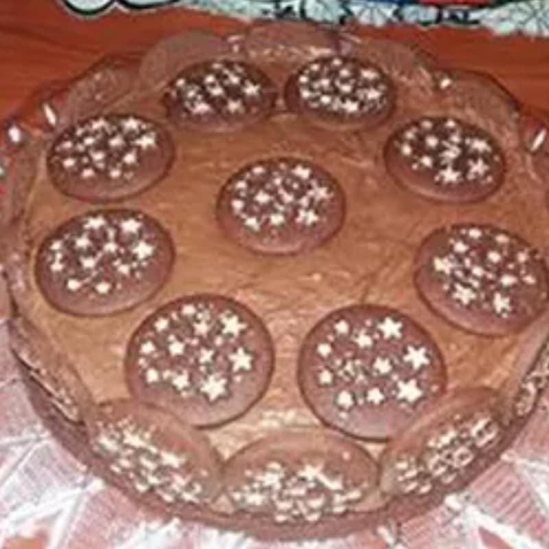 molde para pasteles de estrellas
