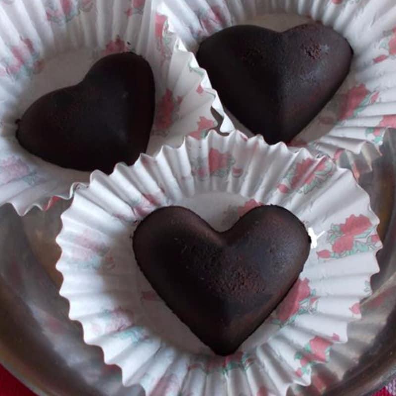 Cioccolatini morbidi vegan