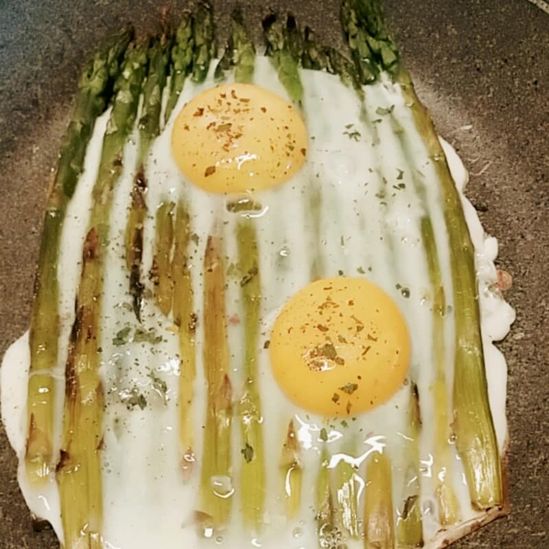 huevos sabrosos