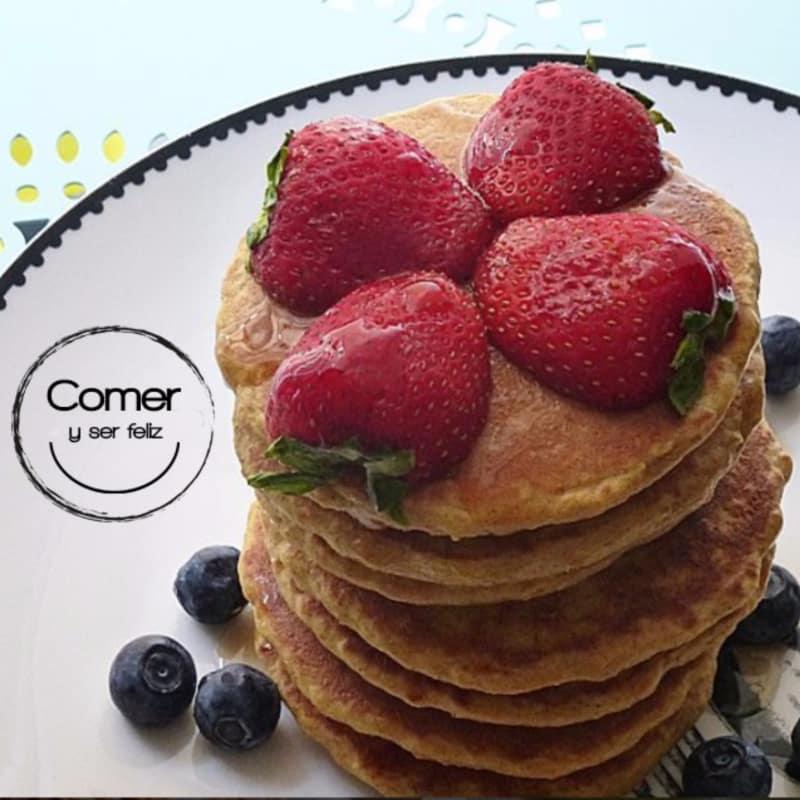 Carota Pancakes