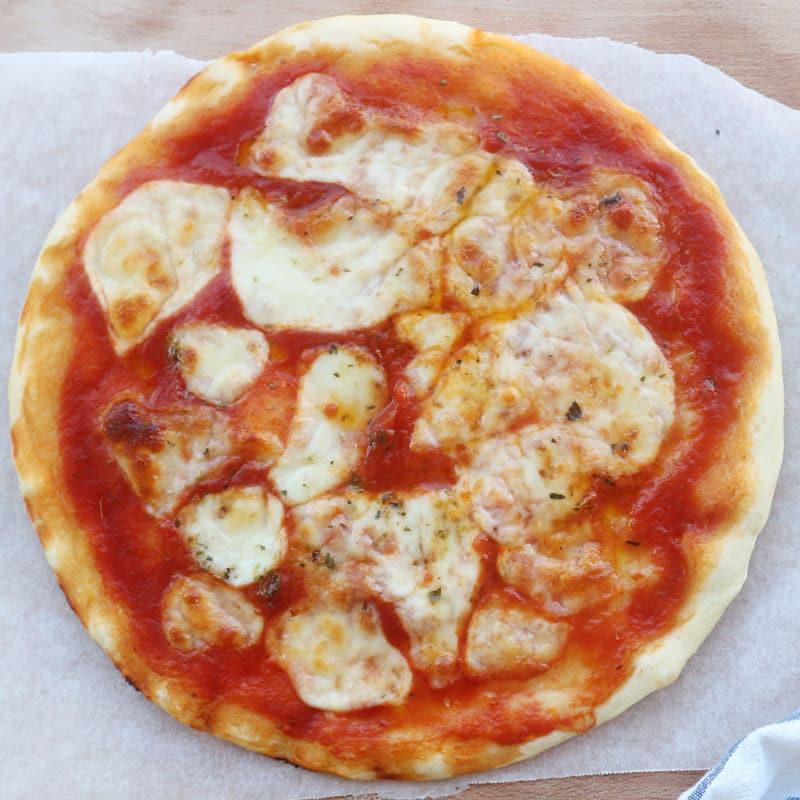 Della pasta de la pizza