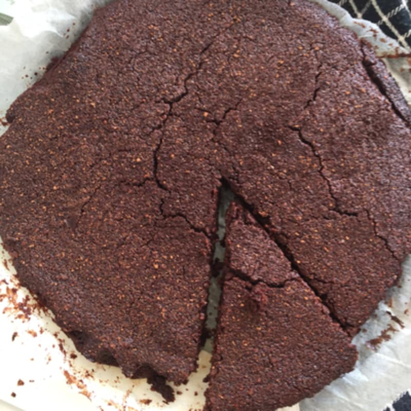 tenerina torta de chocolate
