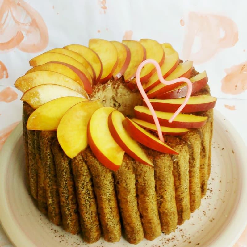 Cake tiramisu