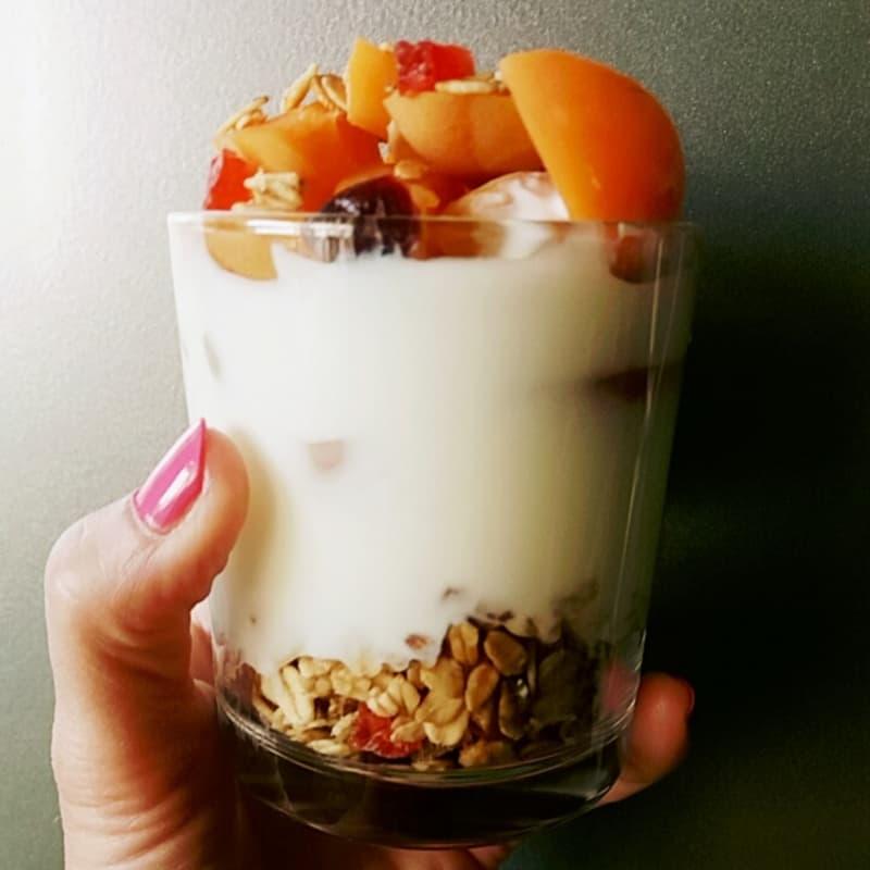 yogur festivo