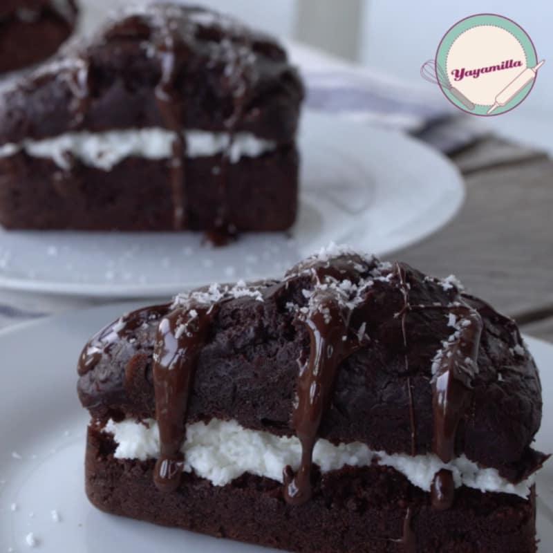 Yaya Cake Choco Coco Cake
