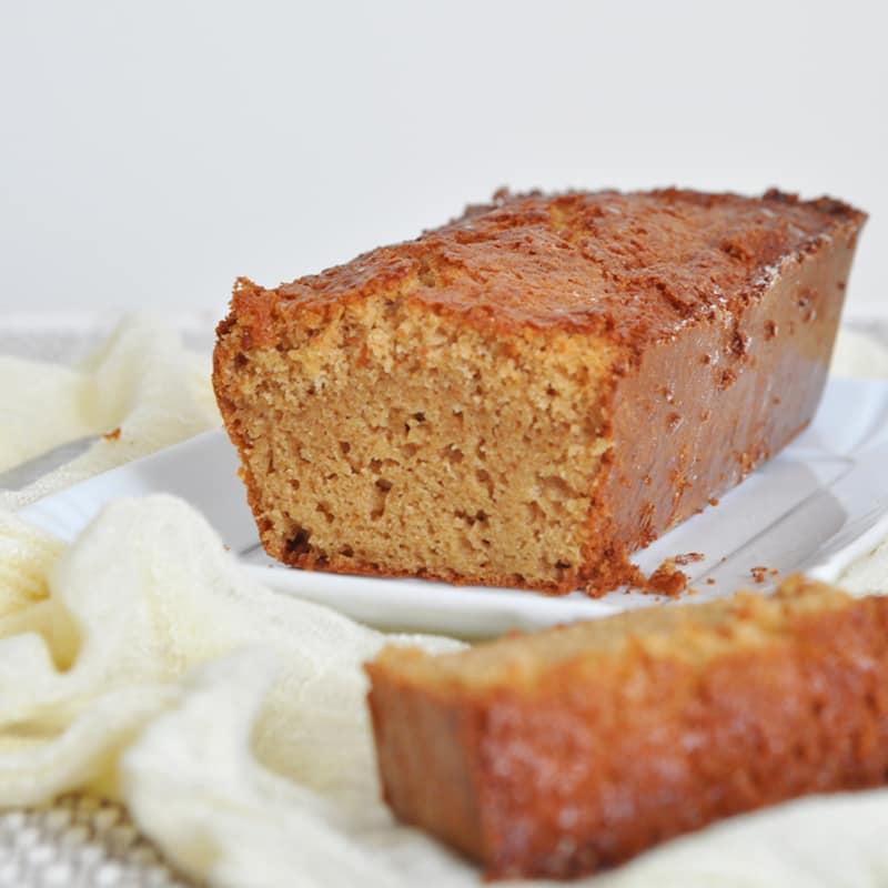 Plumcake limón gluten y la lactosa