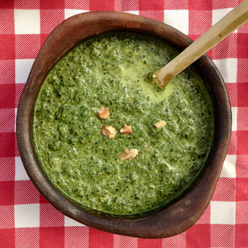 pesto Nutriente