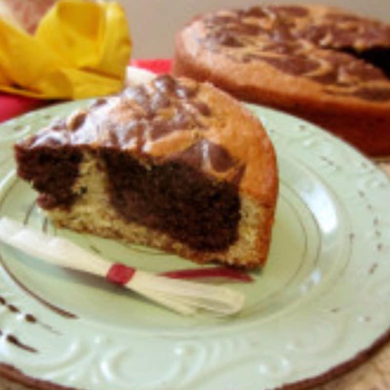 Torta Marmorizzata senza burro