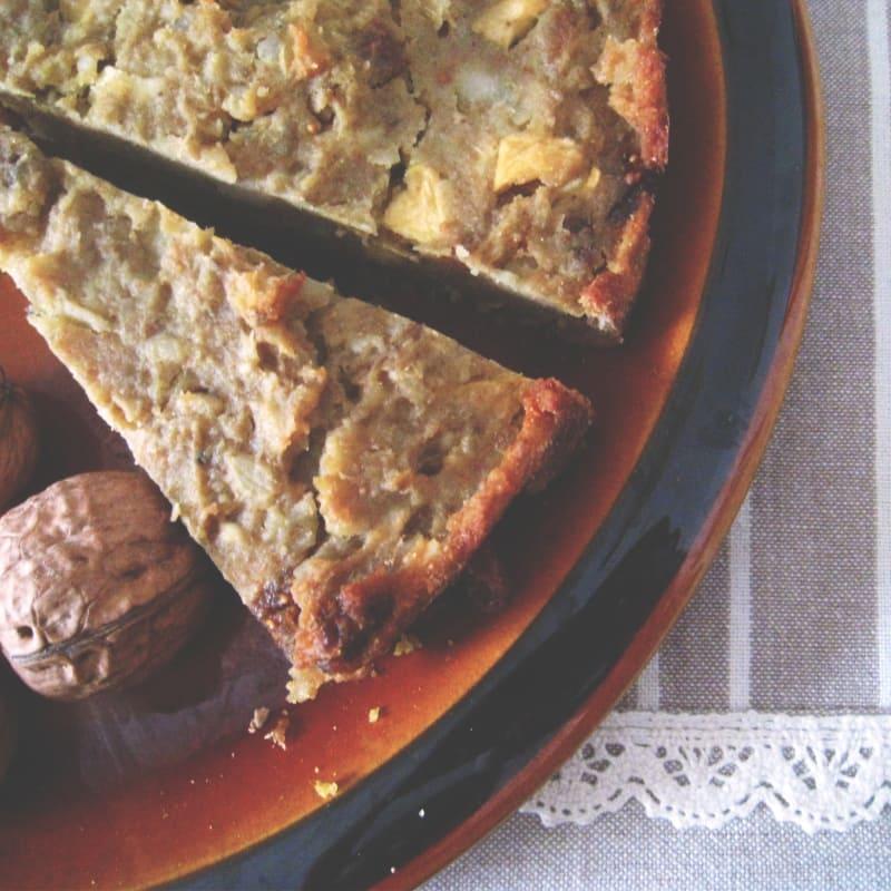 Empanada de la patata dulce