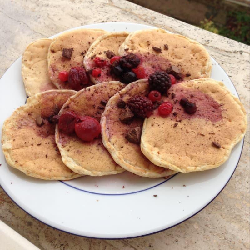 Nuvole di pancake