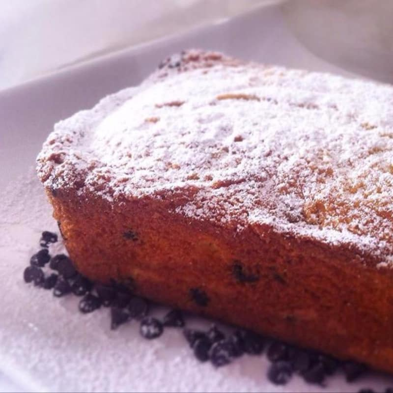 Prum cake
