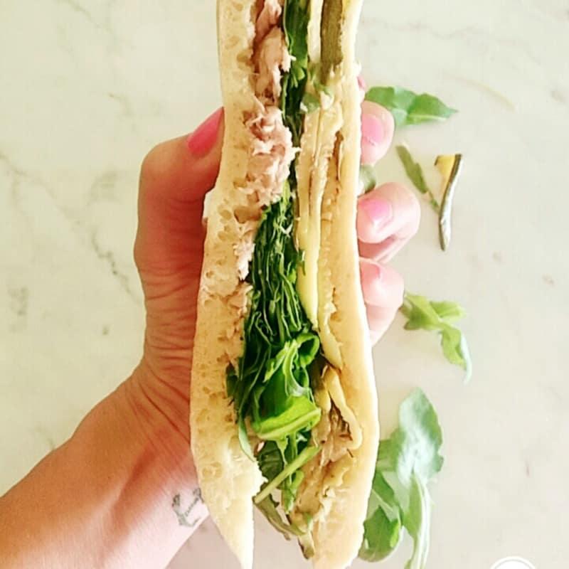 sándwich especial