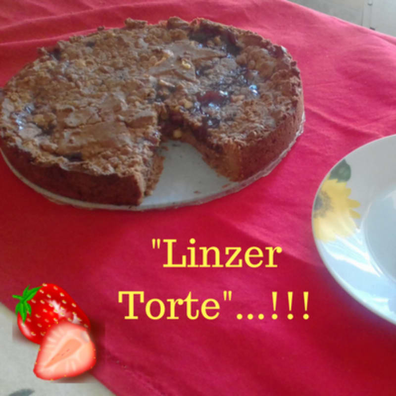 Linzer Torte (chocolate)
