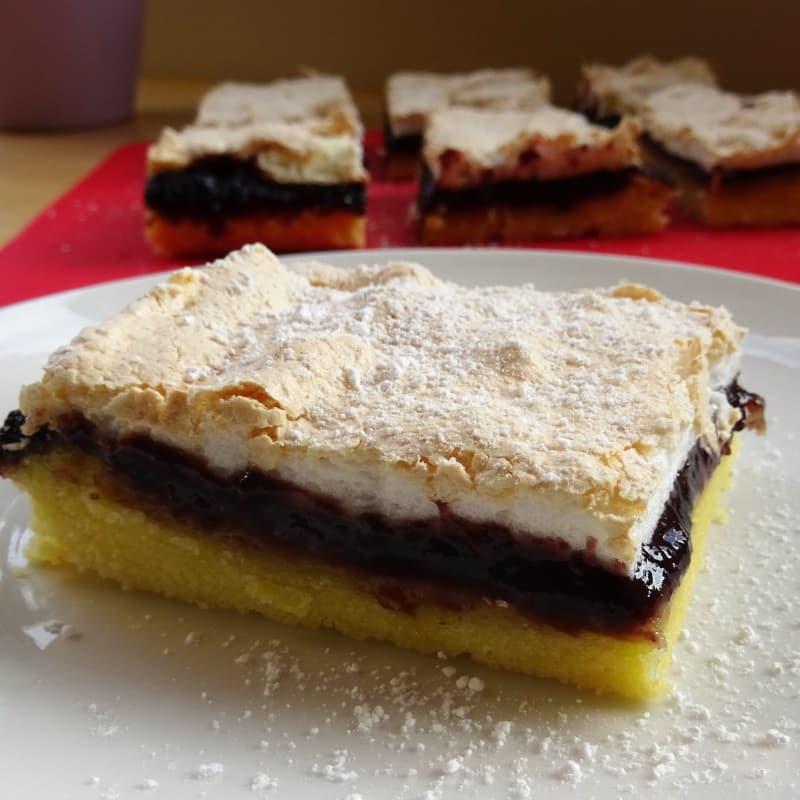 Torta Slava senza glutine e senza lattosio