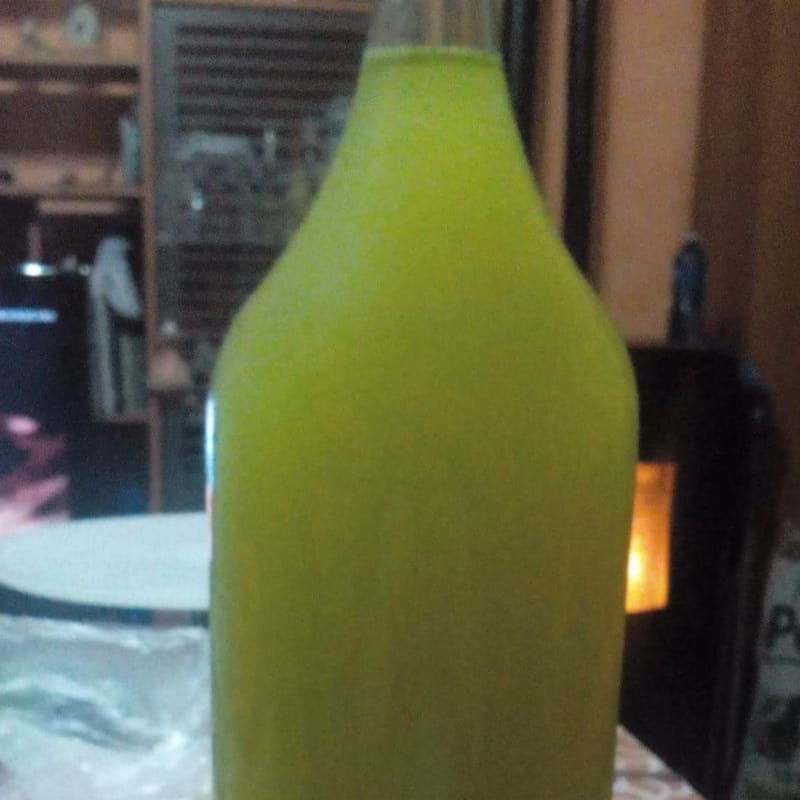 Limoncello home made