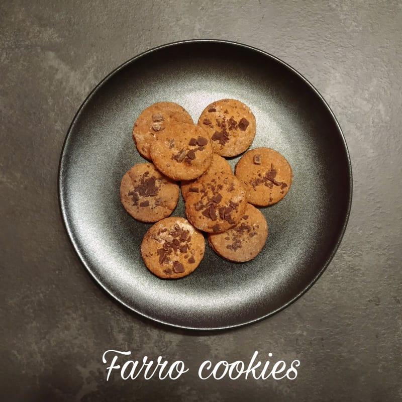 galletas de espelta