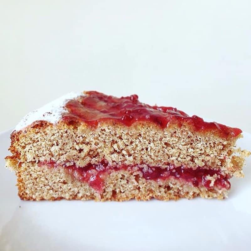 torta de alforfón