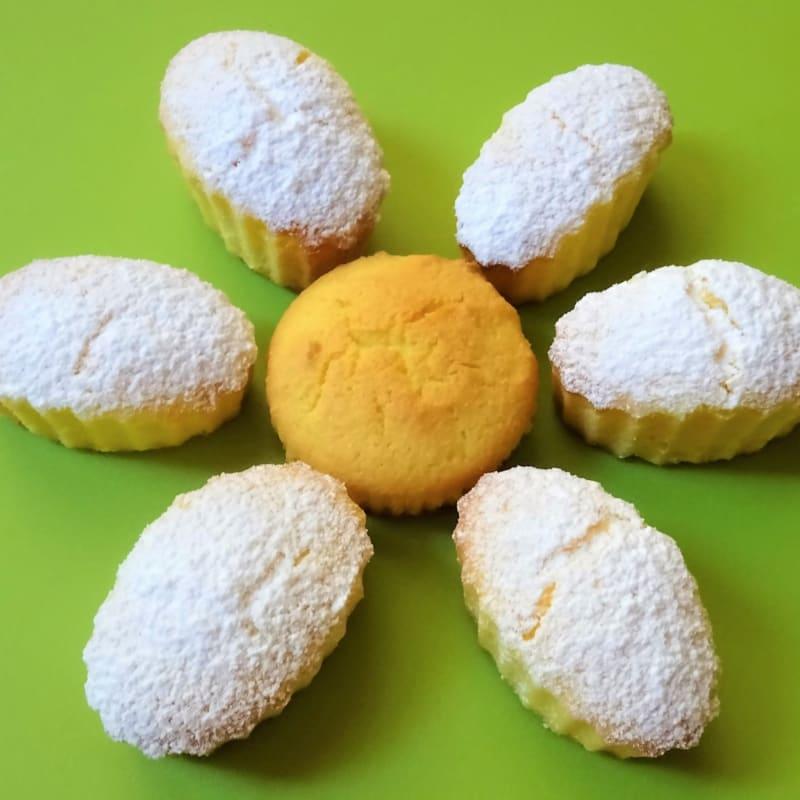 Cupcake Al Pompelmo