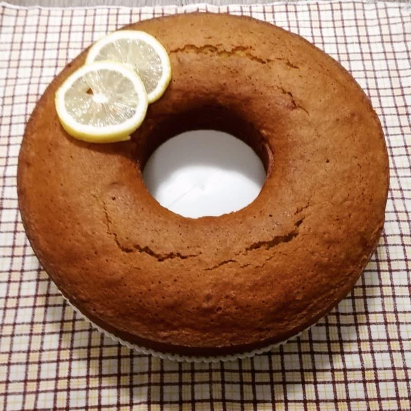 Rosquilla limón y bayas