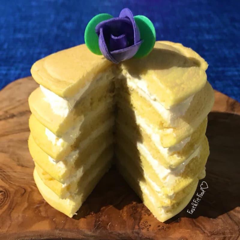 Pancakes Kinder Paradiso Glutenfree