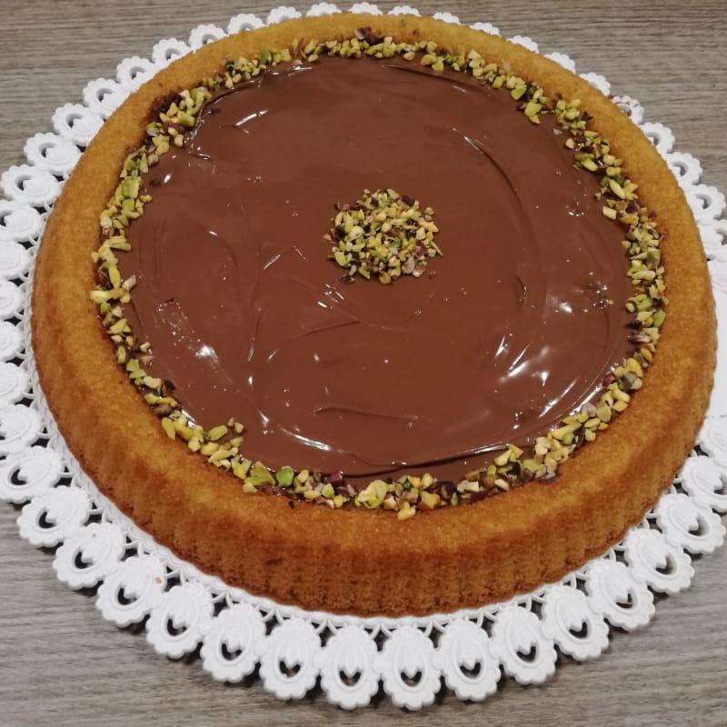 torta de Clever con Nutella