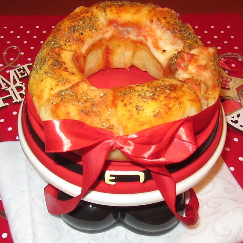 Corona de pizza