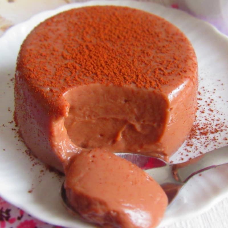 Budino Furbo Al Cioccolato (con solo 3 ingredienti)